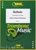 Okładka: Mortimer John Glenesk, Ballade - Trombone