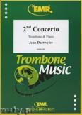 Ok�adka: Daetwyler Jean, 2. Concerto - Trombone