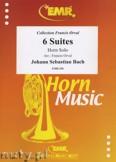 Okładka: Bach Johann Sebastian, 6 Suites - Horn
