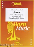 Okładka: Händel George Friedrich, Josua - Horn