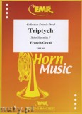 Ok�adka: Orval Francis, Triptych - Horn