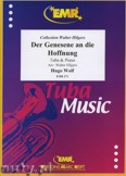 Ok�adka: Wolf Hugo, Der Genesene an die Hoffnung - Tuba
