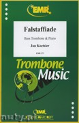 Okładka: Koetsier Jan, Falstaffiade - Trombone