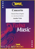Okładka: Viola Anselm, Concerto - Tuba