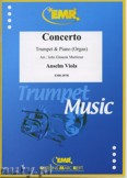 Okładka: Viola Anselm, Concerto - Trumpet