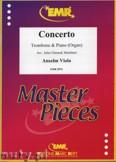 Ok�adka: Viola Anselm, Concerto - Trombone