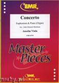 Okładka: Viola Anselm, Concerto - Euphonium