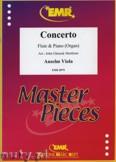 Ok�adka: Viola Anselm, Concerto - Flute