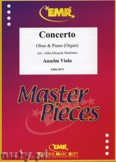 Ok�adka: Viola Anselm, Concerto - Oboe