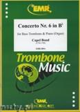 Ok�adka: Bond Capel, Concerto N� 6 in B - Trombone