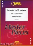 Okładka: Corrette Michel, Sonata in D minor - Tuba