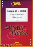 Ok�adka: Corrette Michel, Sonata in D minor - Tuba