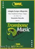 Ok�adka: Marcello Benedetto, Adagio - Largo - Allegretto - Trombone