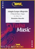 Ok�adka: Marcello Benedetto, Adagio - Largo - Allegretto - Tuba