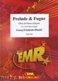 Okładka: Händel George Friedrich, Prelude & Fugue  - Oboe