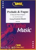 Okładka: Händel George Friedrich, Prelude & Fugue - Tuba