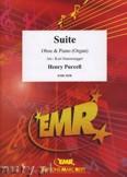 Okładka: Purcell Henry, Suite  - Oboe