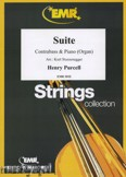 Ok�adka: Purcell Henry, Suite - Orchestra & Strings