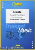 Okładka: Porpora Nicola Antonio, Sonate F-Dur - Trumpet