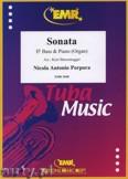Ok�adka: Porpora Nicola Antonio, Sonate As-Dur - Tuba