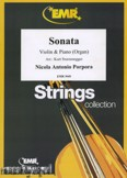 Ok�adka: Porpora Nicola Antonio, Sonate As-Dur - Orchestra & Strings