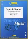 Okładka: Pezel Johann Christoph, Suite de Danses - Trumpet