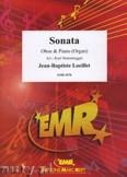 Okładka: Loeillet Jean-Baptiste, Sonate en Lab Majeur  - Oboe