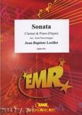 Okładka: Loeillet Jean-Baptiste, Sonate en Lab Majeur  - CLARINET