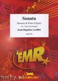 Okładka: Loeillet Jean-Baptiste, Sonate en Lab Majeur  - BASSOON