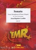 Okładka: Loeillet Jean-Baptiste, Sonate en Lab Majeur - Saxophone