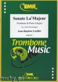 Okładka: Loeillet Jean-Baptiste, Sonate As-Dur - Trombone