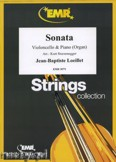 Okładka: Loeillet Jean-Baptiste, Sonate en Do Majeur  - Orchestra & Strings