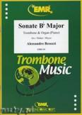 Ok�adka: Besozzi Alessandro, Sonate B-Dur  - Trombone