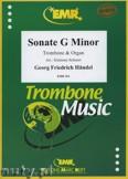 Ok�adka: H�ndel George Friedrich, Sonate g-moll  - Trombone