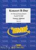 Okładka: Albinoni Tomaso, Konzert B-Dur - Oboe