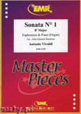 Ok�adka: Vivaldi Antonio, Sonata N� 1 in Bb major - Euphonium