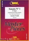 Okładka: Vivaldi Antonio, Sonata N° 1 in Bb major - Euphonium