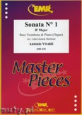 Ok�adka: Vivaldi Antonio, Sonata N� 1 in Bb major - Trombone