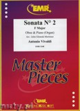 Ok�adka: Vivaldi Antonio, Sonata N� 2 in F major - Oboe