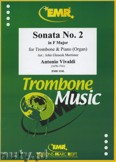 Ok�adka: Vivaldi Antonio, Sonata N� 2 in F major - Trombone
