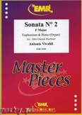 Ok�adka: Vivaldi Antonio, Sonata N� 2 in F major - Euphonium