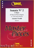 Ok�adka: Vivaldi Antonio, Sonata N� 2 in F major - Tuba