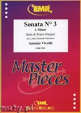Ok�adka: Vivaldi Antonio, Sonata N� 3 in A minor - Horn