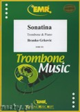 Okładka: Grkovic Branko, Sonatina - Trombone
