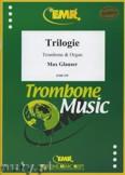 Okładka: Glauser Max, Trilogie - Trombone