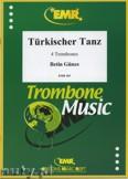 Ok�adka: Guenes Betin, T�rkischer Tanz - Trombone