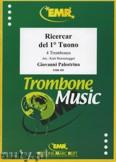 Okładka: Palestrina Giovanni Pierluigi Da, Ricercar del 1. Tuono - Trombone