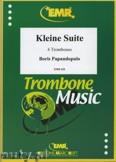 Ok�adka: Papandopulo Boris, Kleine Suite - Trombone