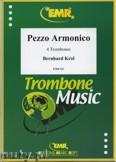 Okładka: Krol Bernhard, Pezzo Armonico - Trombone