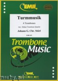 Okładka: Stoerl Johann G. Ch., Turmmusik - Trombone